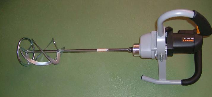 Single-Paddle-Mixer