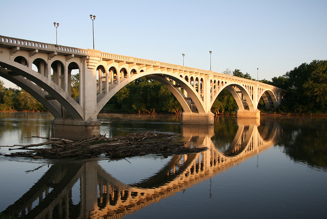 Concrete Arch Bridge