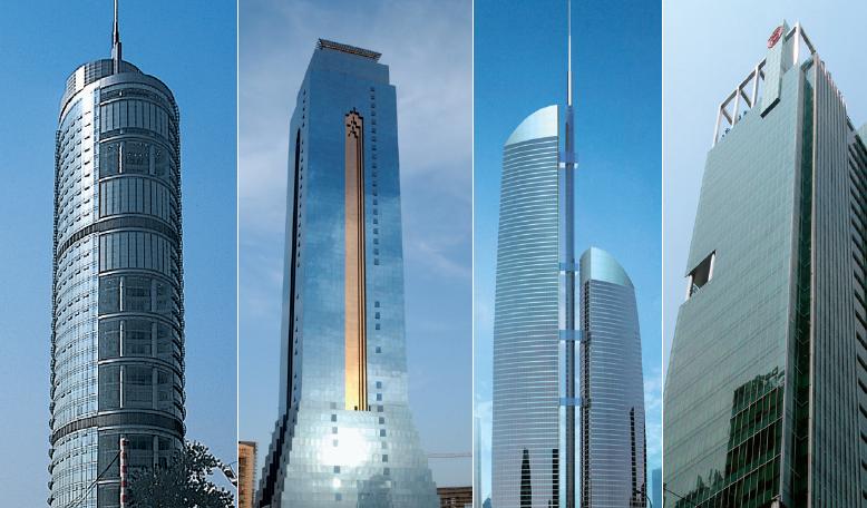 Creative Facade Architectures