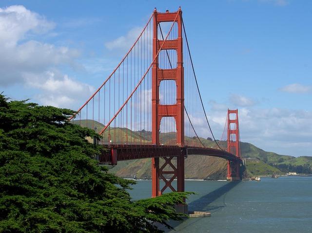 Cable Suspension Bridge