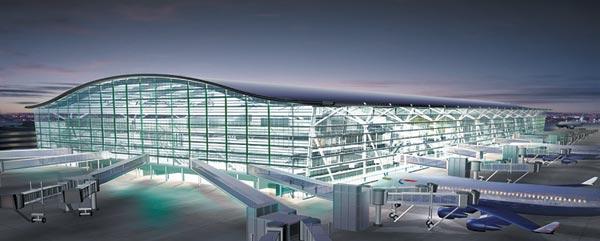 Airport Terminal Concept