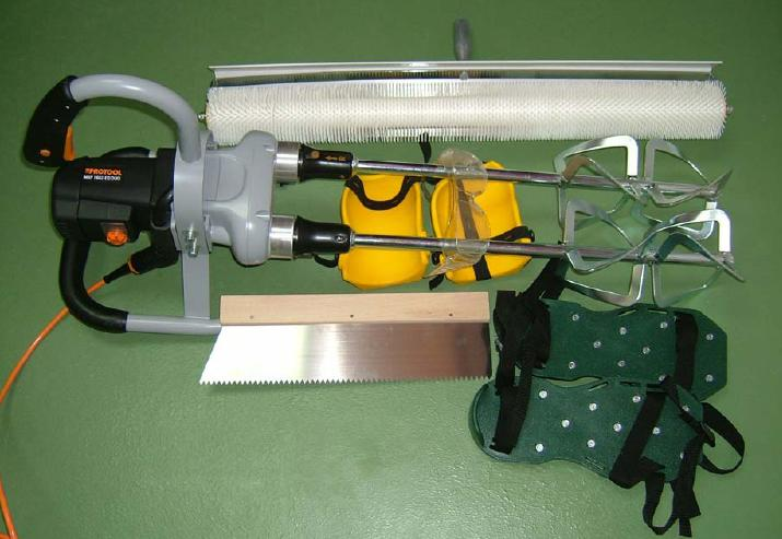 Flooring Tool Package