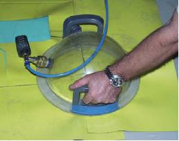 PVC membrane testing method 2