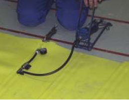 PVC welding method 3