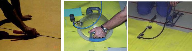 PVC Welding Testing